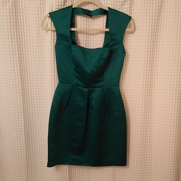 ASOS Dresses & Skirts - ASOS green mini dress